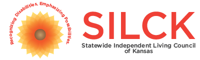 SILCK Logo. Recognizing Disabilities. Emphasizing Possibilities.